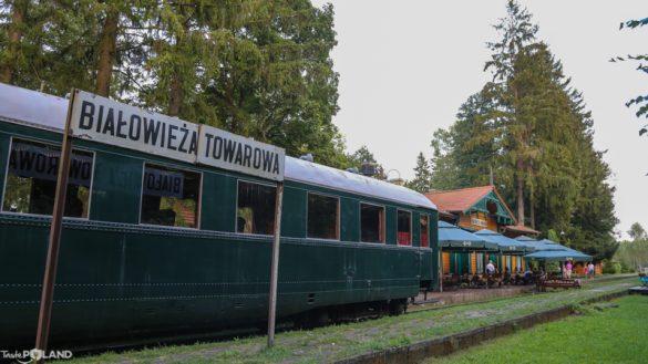 TEST-u-JEMY: Restauracja Carska – wspomnieńczar / Białowieża
