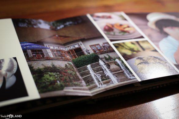 Zachowuj wspomnienia z fotoksiążką Saal