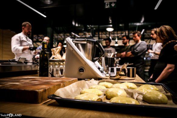 ROBIMY BURGERY czyli start COMFORT FOOD STUDIO / Hala Koszyki Warszawa
