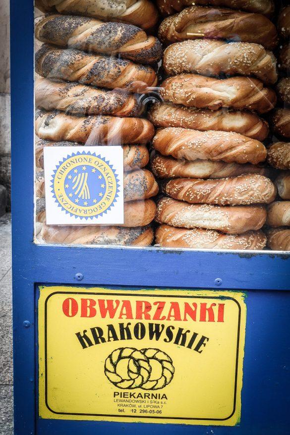 TEST-u-JEMY: Krakowskie obwarzanki