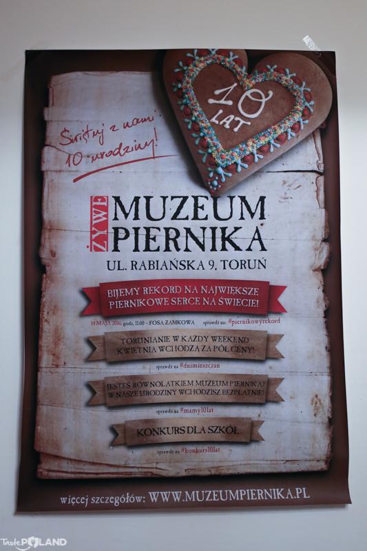 zywe muzeum piernika toruń