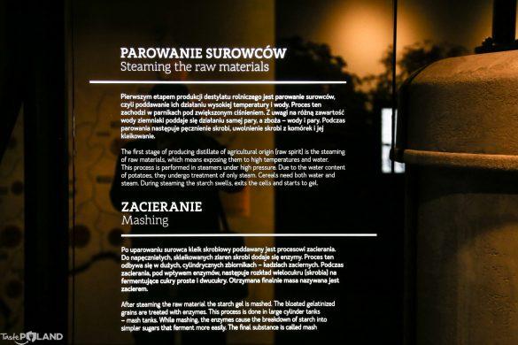 TEST-u-JEMY: MUZEUM POLSKIEJ WÓDKI / Warszawa