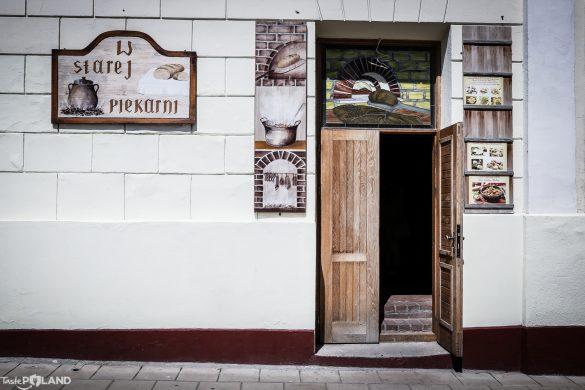 SANDOMIERZ – Mekka polskich foodies? Dlaczego nie!