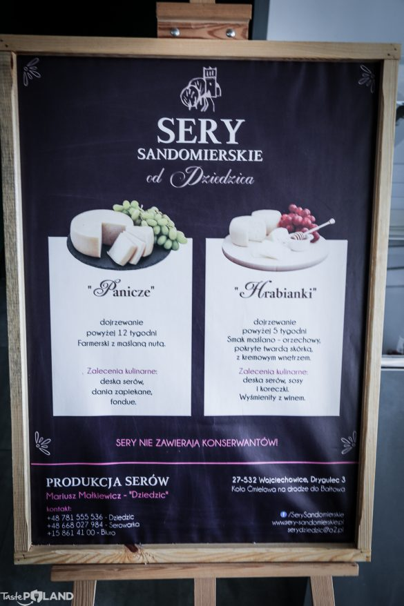 sandomierz taste poland lokalne produkty
