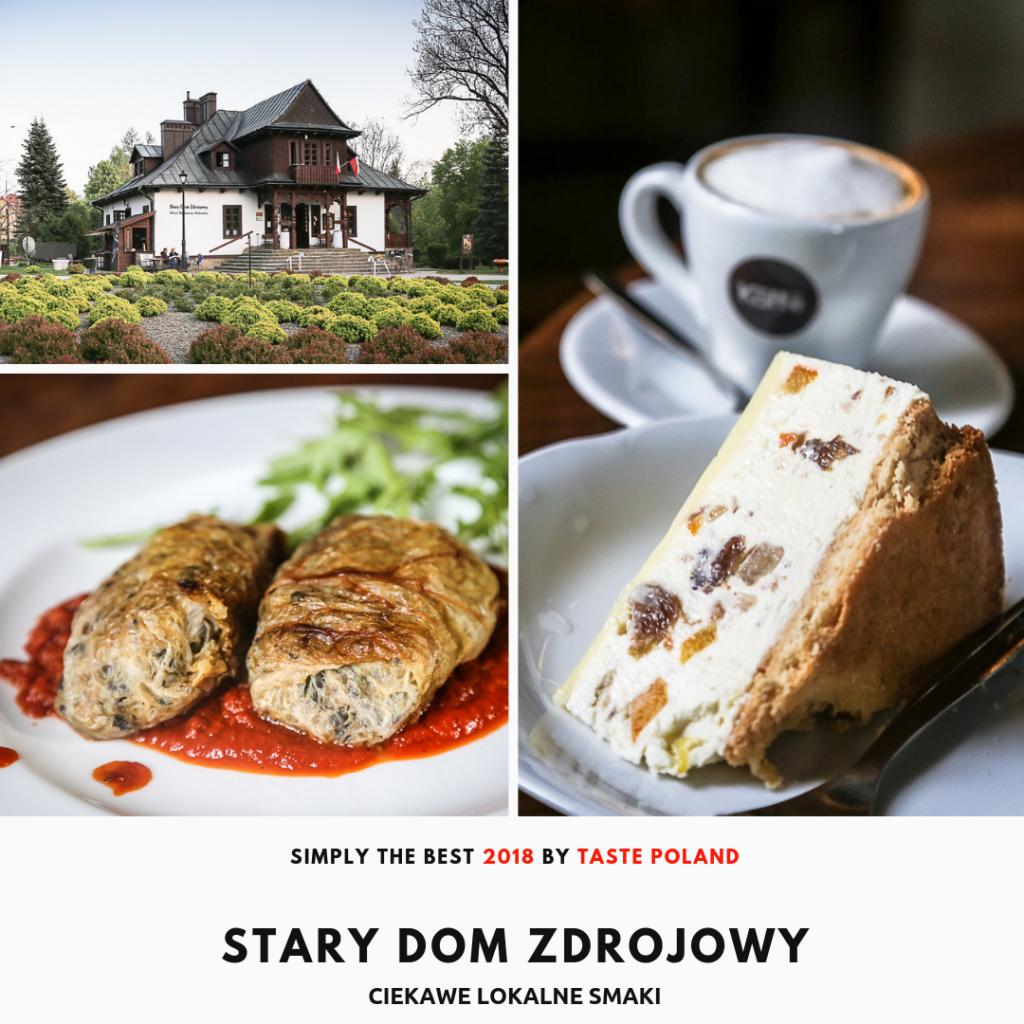 turystyka kulinarna 2018