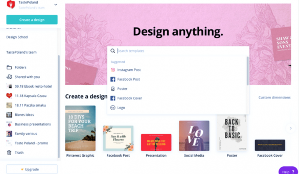 5 sposobów, jak stworzyć fajne logo